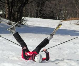 ski-ongeval